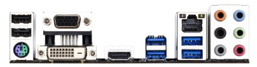 Gigabyte Z97X-SLI Intel LGA1150 Z97 ATX Motherboard (4x DDR3, 4x USB3.0, 10x USB2.0, GBE, LAN, HDMI, DVI-I, DSUB)