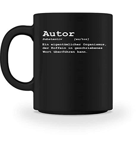 Ideal für Autoren, die Kaffee Lieben - Tasse (Audio-bücher Von Schwarzen Autoren)