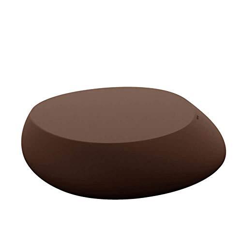 Vondom Stone Table Basse pour l'extérieur Bronze