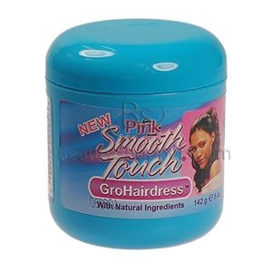 Pink Smoothe Touch GroHairdress 142g
