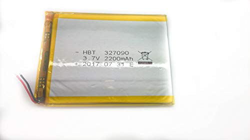 batteria tablet mediacom BATTERIA ORIGINALE PER MEDIACOM SmartPad Go 7 M-SP7AGO3G 2200mAh