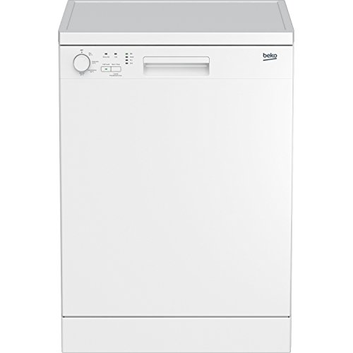 31cgeNPBdaL. SS500  - Beko DFN04C10W 60cm 12 Place Full Size A+ White Dishwasher