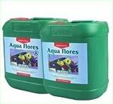 Canna Dünger Aqua Flores A&B 2 x 5 Liter Blüte