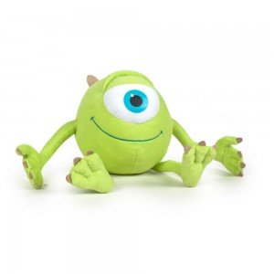 Peluche Mike Wazowski Monsters Inc 60cm ojo de Play by Play