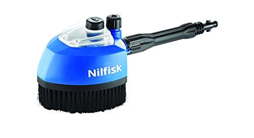 Nilfisk 128470459 Accessoire pour Nettoyeur Multi Brosse Rotative avec kit Auto/Jardin, Bleu