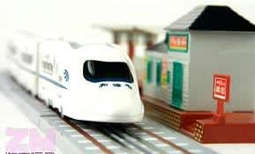 ELECTRIC TRACK HIGH SPEED BULLET TRAIN SET TOY WITH SPEED CONTROLLER