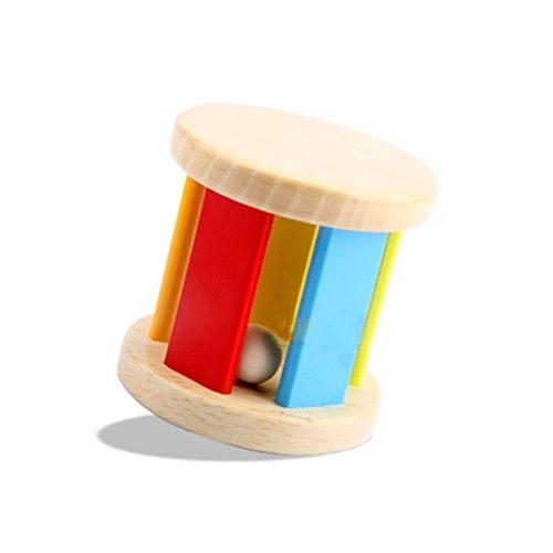 TOYMYTOY Klingelrassel Musik Pädagogische Spielzeug für Baby Kinder