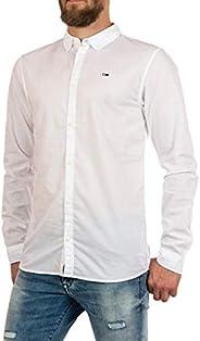Tommy Hilfiger Tjm Light Poplin Shirt Günlük Gömlek Erkek