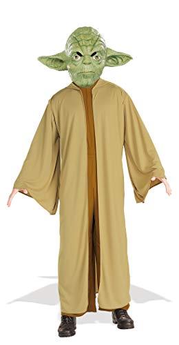 Jedi Kostüm Baby - Rubie's Yoda-Kostüm aus Star Wars? für Herren - M / L