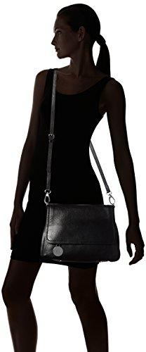 Tosca Blu - Metropolitan, Borse a tracolla Donna Nero (Black)