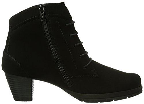 Semler Mira Damen Kurzschaft Stiefel Schwarz (schwarz 001)