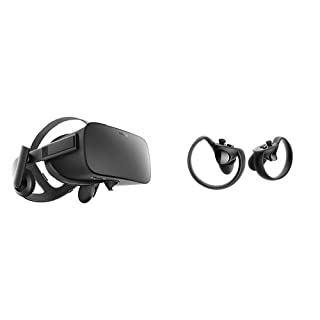 Oculus Rift + Oculus Touch (B01MCRY3Q7) | Amazon price tracker / tracking, Amazon price history charts, Amazon price watches, Amazon price drop alerts