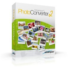 Ashampoo Photo Converter 2 Vollversion (Product Keycard ohne Datenträger)