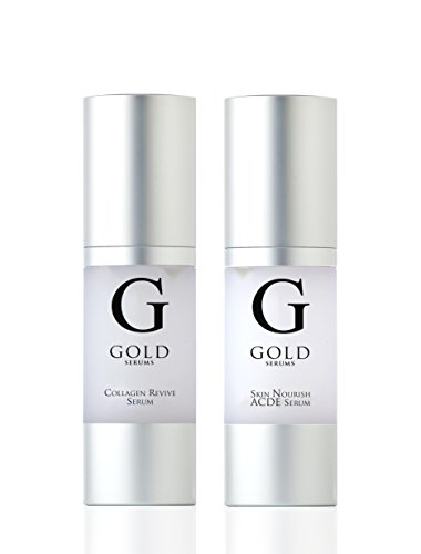 Collage-kit (Gold Serums ACDE and Collagen Kit)