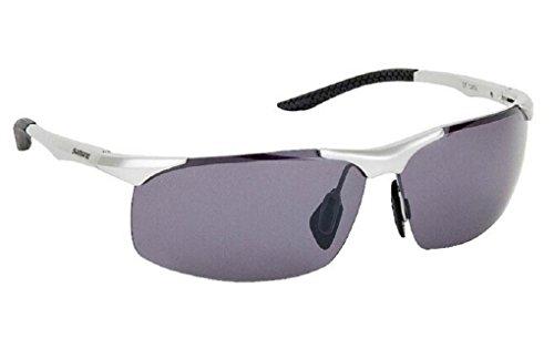 Der Seitliche Gürtel Reißverschluss (Shimano Sonnenbrille Speedcast, polarisiert, SUNSPC)