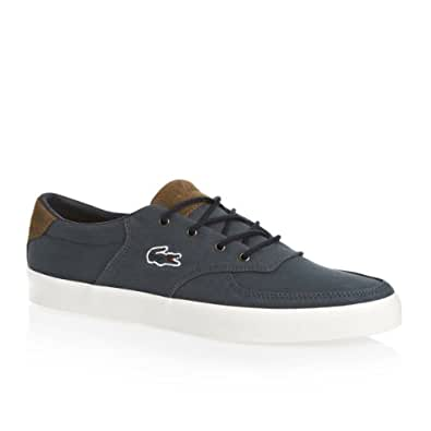 b6518bfd3 Lacoste Glendon 8 SRM Dark Blue 46  Amazon.co.uk  Shoes   Bags