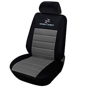 Mazda CX-3 Rot Universal Sitzbezüge Sitzbezug Autositz Schonbezüge Elegance