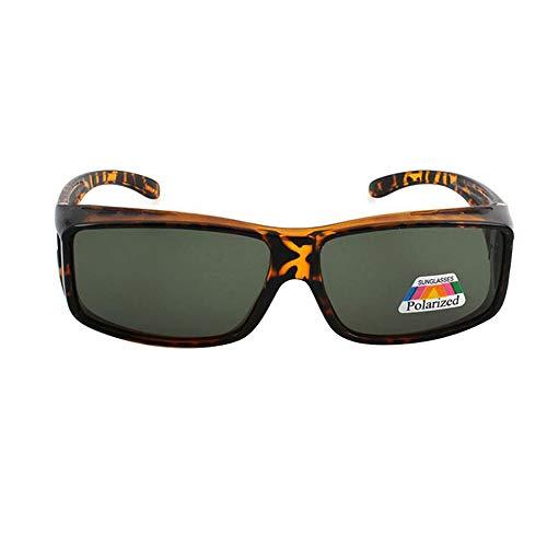 xinzhi Polarized Driving Sonnenbrillen, Radfahren Sonnenbrillen Retro Sonnenbrillen Unisex Goggles zusammenklappbare Sonnenbrillen