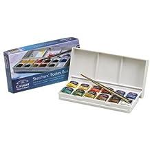 Winsor & Newton Cotman Watercolour Sketch Pocket Box by Winsor & Newton