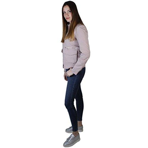 Geox Woman Jacket, Giubbotto Donna Rosa