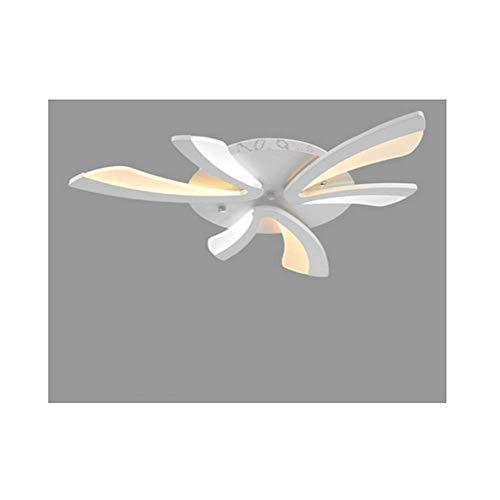 Lamp N3 Beleuchtung LED Deckenleuchte Design, Deckenleuchte Spül Halterung, Pendellicht Kronleuchter Beleuchtung, Warmes Weiß; Chrome [Energieklasse A + +] - Chrome Kronleuchter