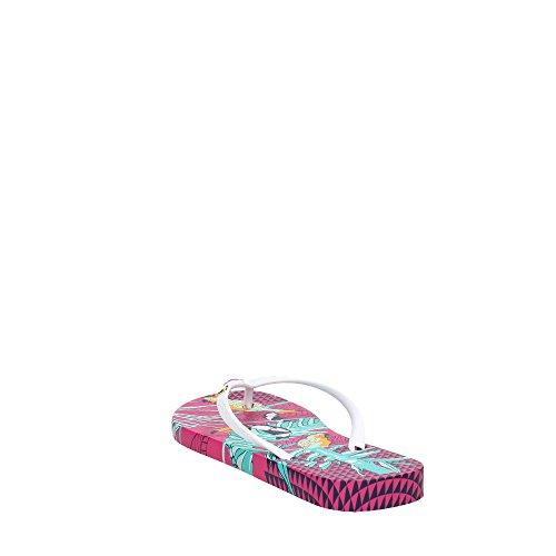 Ipanema 81840 20700 Tongs Femme Blanc/Fuchsia