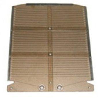 Dualit Toaster-Endelement für 4 Scheiben–00456 (Dualit Slice 4 Toaster)