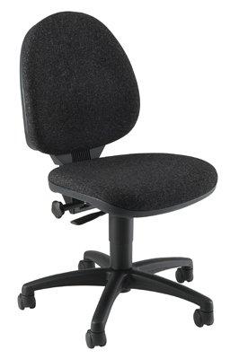 Möbel Büromöbel Express (Höhenverstellbar Express mit Muldensitz Farbe: G22 Anthrazit)