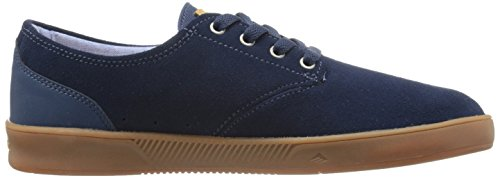 Emerica The Romero Laced, Herren Skateboardschuhe dark blue/gum