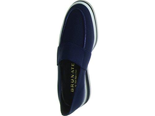 Brunate 11340-a10f3, Ballerine donna Blau