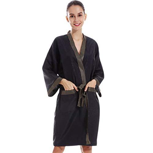 Pinji - Vestidos de Peluquería para Salón, Bata de Masaje en el SPA...