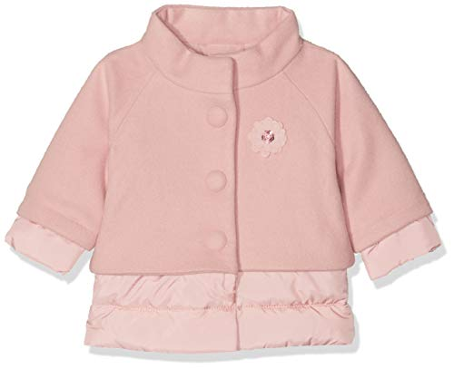 s.Oliver RED LABEL Unisex - Baby Mantel im Fabric-Mix light pink 86