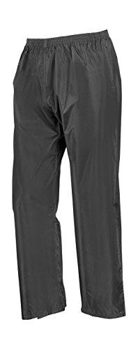 REGEN-ANZUG, Größe XL, (Regenset bestehend aus Jacke und Hose), absolut wasserdicht, Farbe schwarz, lieferbar von Gr. S - XXL XL - 2