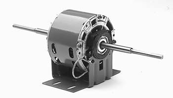 Peak Hp-motor (Ice Cap Replacement Motor 1/10hp, 1070 RPM, 3-Speed, 115 volts AO Smith # 638 by Century Electric Motors)