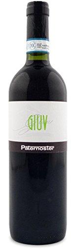 Paternoster Vino Rosso Giuv Aglianico del Vulture Bio - 2013-1 Bottiglia da 750 ml