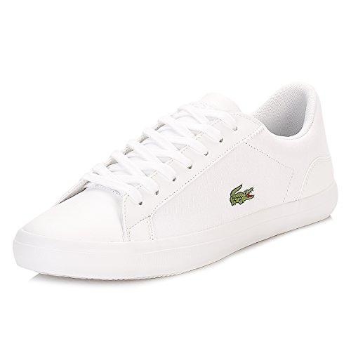 Lacoste Uomo Bianco Lerond 316 1 Sneakers-UK 6