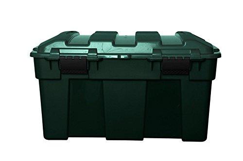 Generic * Rge Capacit baule capaci Green garden 40l la 40l grande capacità Toys N Storag clip coperchio Tools DIY Iy Toys box incernierato Tools DIY Toys