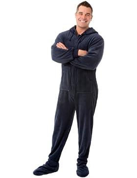 Big Feet Pyjama Co Pijama de patas pijamas de felpa con capucha