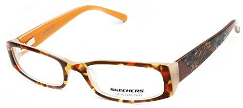 21690d93c0678c Lunettes de vue Femme Skechers SK 2014 TO Multicolore Fermées