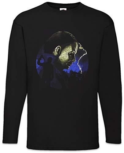 Myers Lightning Herren Langarm T-Shirt Größen S - 5XL