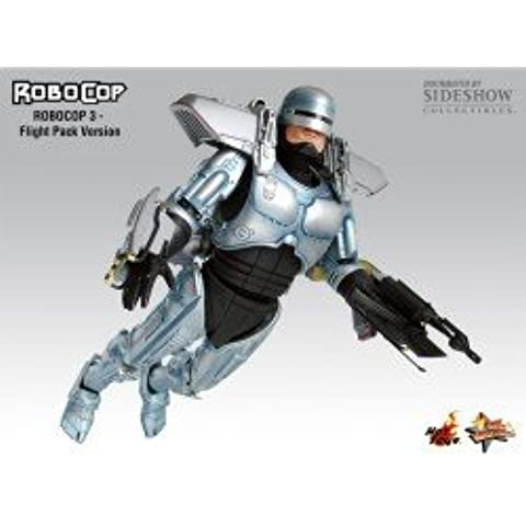 12 Movie Masterpiece Robocop 3 with Flight Pack by Hot Toys