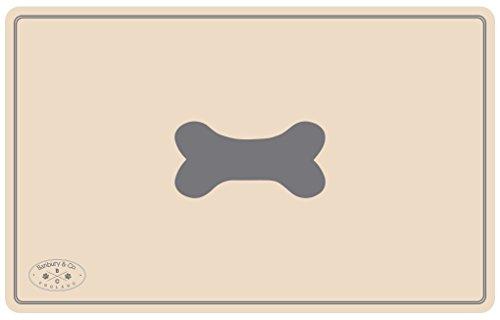 Banbury & Co Lujo Perro alimentación Mat