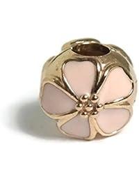 Pandora Damen-Charm 585 Gelbgold Emaille - 750816EN40