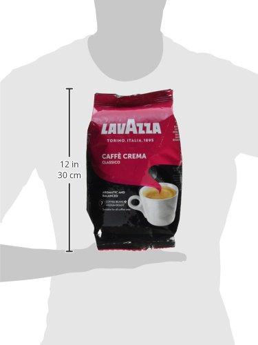 Lavazza Caffè Crema Classico , 1er Pack (1 x 1 kg Packung) - 5