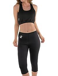 SECRETDRESSING - Panty legging Shaper de sudation intensive + top brassiere - Taille S à 3XL / 36 à 52