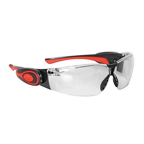 JSP ASA106-121-300 Stealth 8000 - Gafas trabajo antivaho