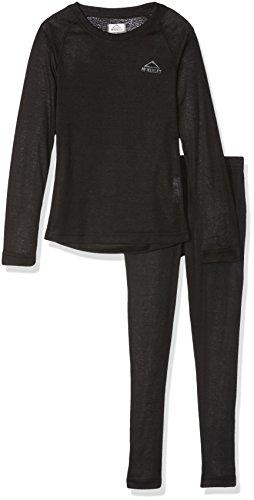 McKINLEY Kinder Wäsche-Set Yahto/Yaal Unterwäscheset, Night/Black NI, 98 | 07613211040258