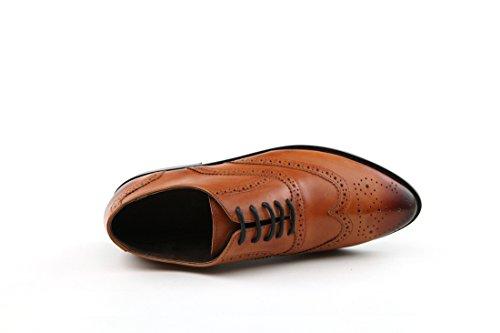 TDA , Chaussures à lacets femme Marron