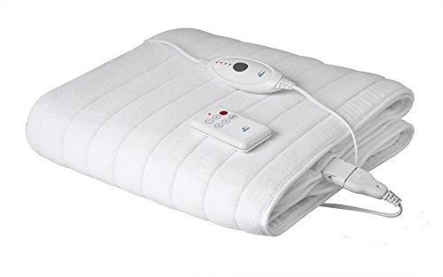 Hydas 4655.1.00 Wärmeunterbett Spezial mit Schlafmodus und Fernbedienung