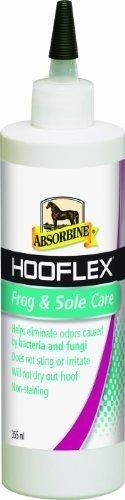Preisvergleich Produktbild Hooflex® Frog & Sole Care ist die effektive Pflege für Strahl und Sohle. Es unterstützt die Ablösung von angefaultem Hufhorn und eliminiert Fäulegeruch.